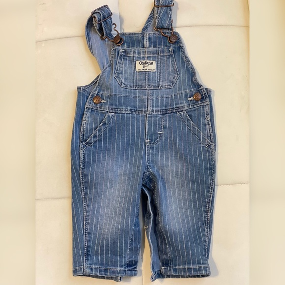 Baby Jean overall